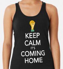 Keep Calm, It's Coming Home Women's Tank Top