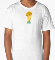 Keep Calm, It's Coming Home Long T-Shirt