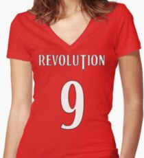 FC Revolutionale Fitted V-Neck T-Shirt