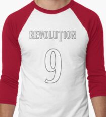 FC Revolutionale Men's Baseball ¾ T-Shirt