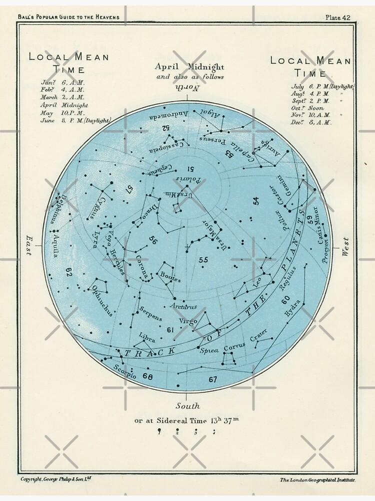 Star map by Salocin