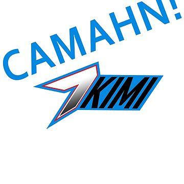 CAMAHN! KIMI by evenstarsaima