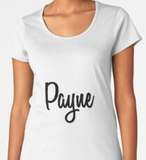 Hey Payne buy this now Women's Premium T-Shirt