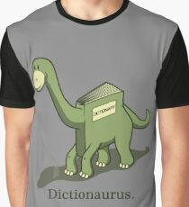 Dictionaurus. Graphic T-Shirt