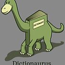 Dictionaurus. by J.C. Maziu