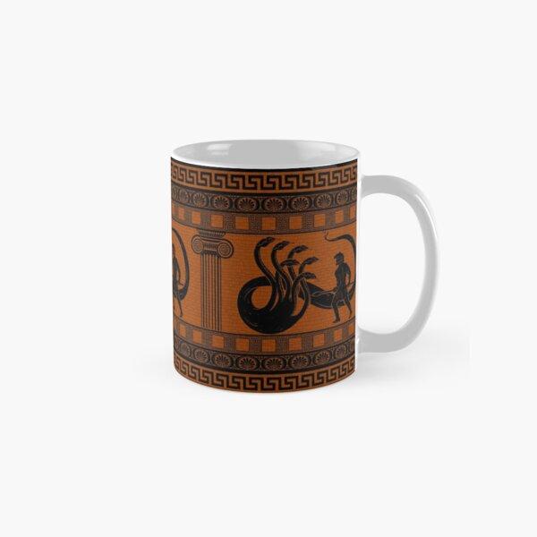 Hercules vs Hydra Classic Mug