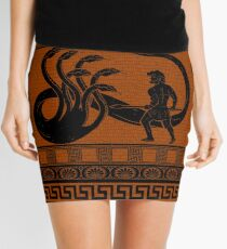 Hercules vs Hydra Mini Skirt