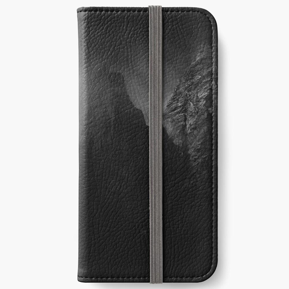 Étui portefeuille iPhone «Forteresse»
