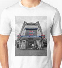 Clapham South Tube Station Unisex T-Shirt