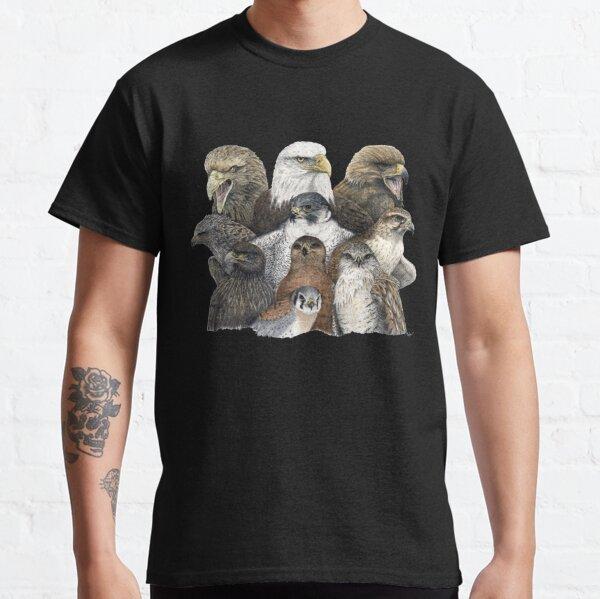 Raptors Montage Classic T-Shirt