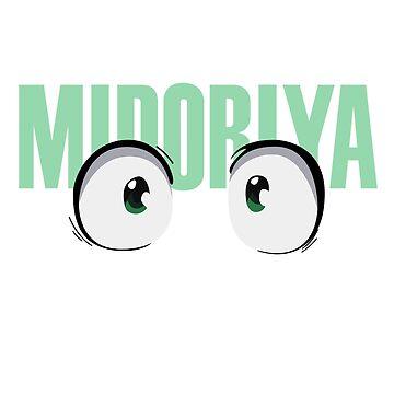 My Hero Academia - Midoriya by OyasumiSupreme