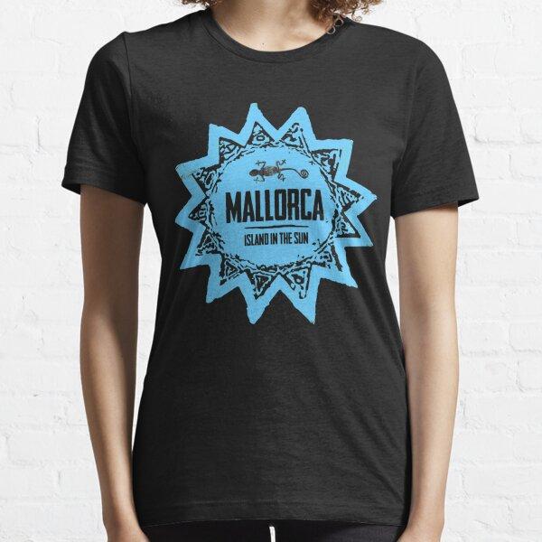 Mallorca Blue Essential T-Shirt