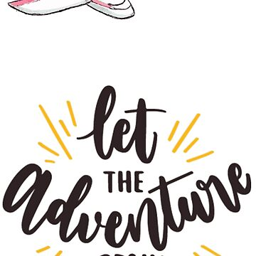 Let the adventure beging by Labala