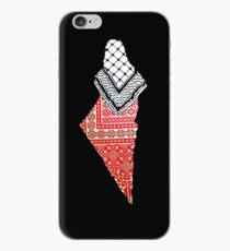Embroidery Palestinian Map iPhone Case