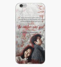 Design - Goblin (K-DRAMA) iPhone Case