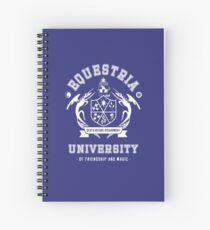 Equestria University Spiral Notebook