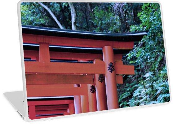 Inari Gates Galore by JulieMaxwell