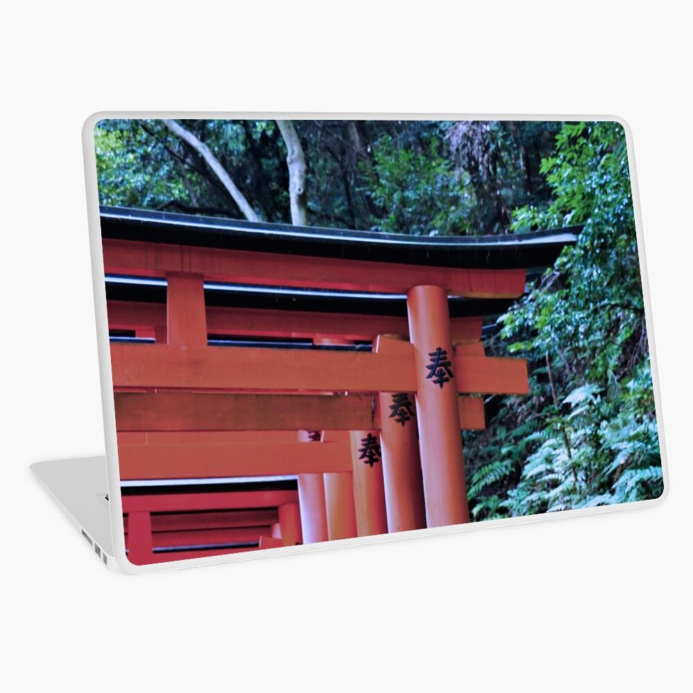 Inari Gates Galore Laptop Skin