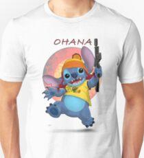 Ohana: Firefly/Stitch Mashup T-Shirt