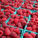 Raspberries by Jimmy Joe