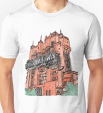 Camiseta unisex ¡Torre de Hollywood!