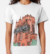 Tour d'Hollywood! T-shirt classique