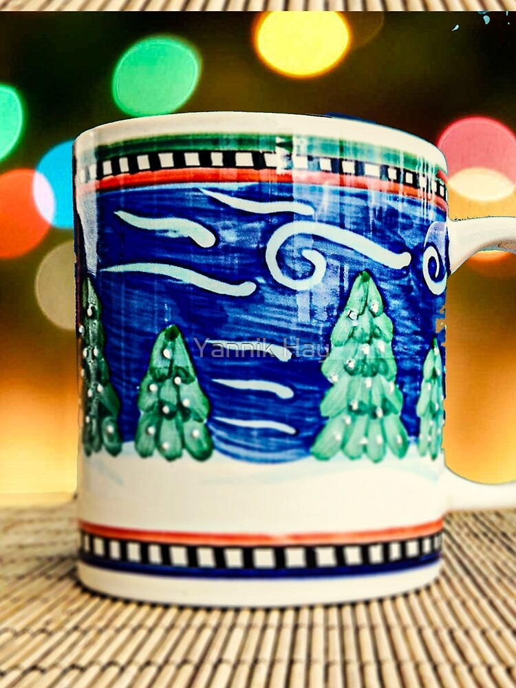 Christmas Cup of Coffee by Photograph2u