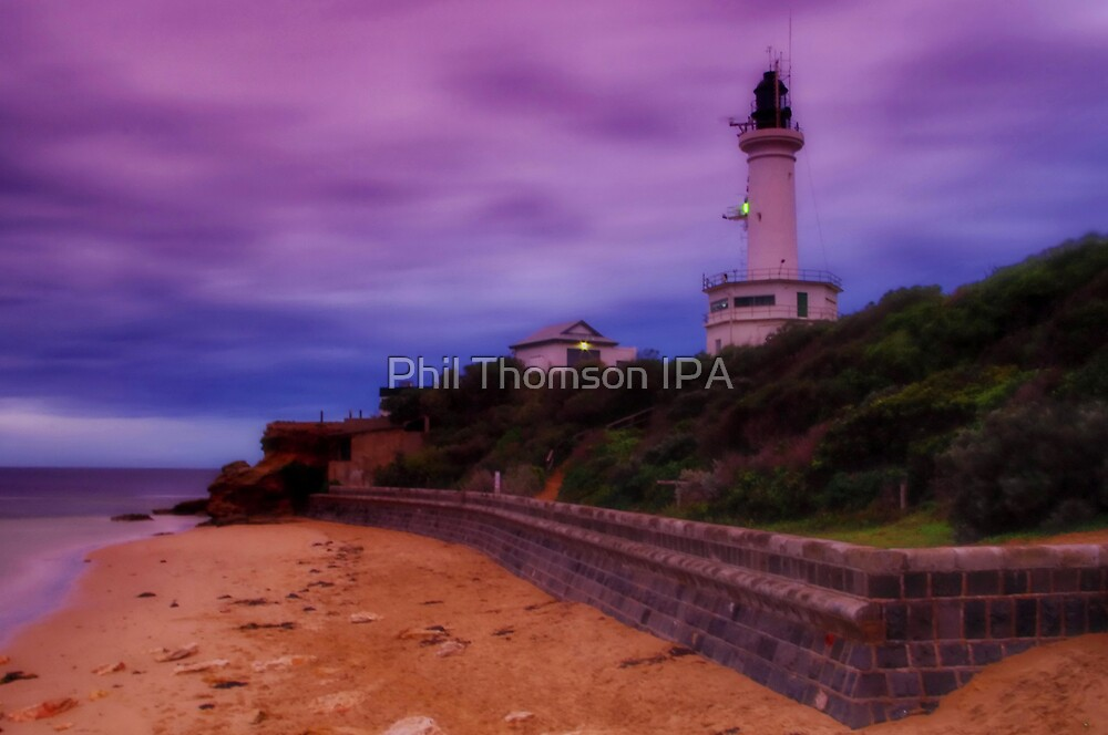 """Twilight Storm"" by Phil Thomson IPA"