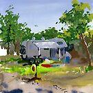 « Camping » par Castel Yvonne