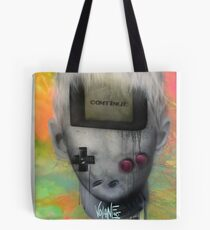 Gameboy Tote Bag