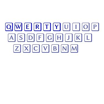 QWERTY by lrenaud