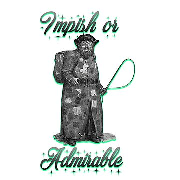 Belsnickel: Impish or Admirable by nostalgiagame