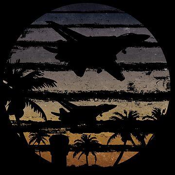 Morning Sortie | F-14 Tomcat Design by RealPilotDesign