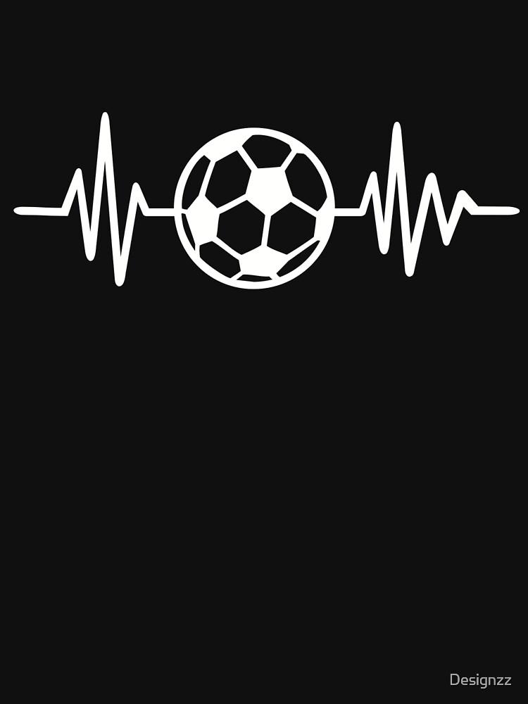 Frecuencia de fútbol de Designzz