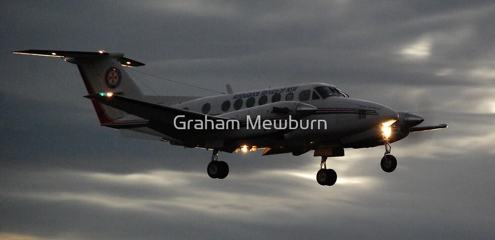 Air Ambos by Graham Mewburn