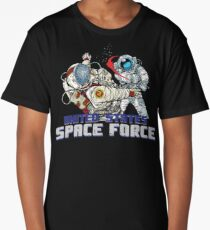 United States Space Force Long T-Shirt