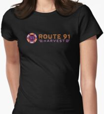 Route 91 Harvest | Commemorate 10/01/2017 Las Vegas Shooting | This is the original design and uploaded at 8100 px = super high quality printing Women's Fitted T-Shirt
