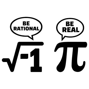 Math nerd comic pi by Designzz