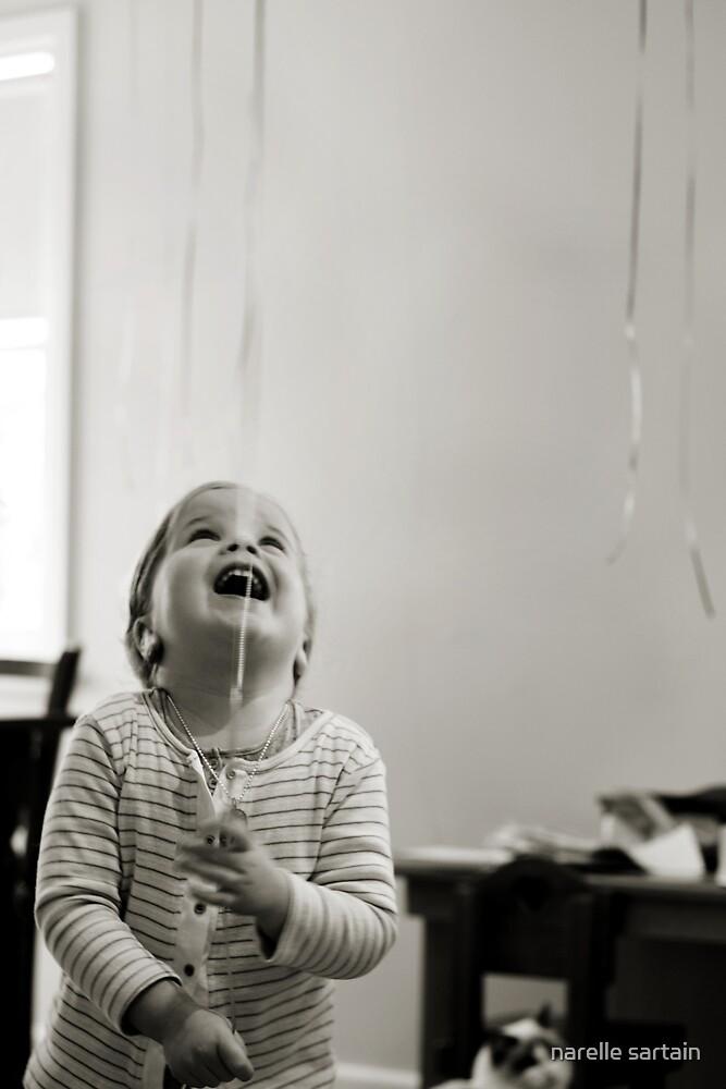 Balloon Joy by narelle sartain