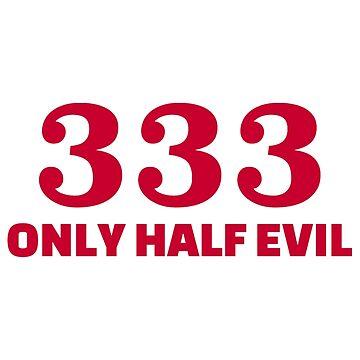 Half evil number 333 by Designzz