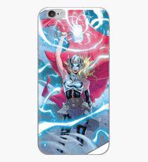 Goddess of Thunder iPhone Case