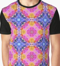 abstract artwork art seamless colorful repeat pattern Graphic T-Shirt