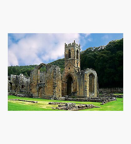Mount Grace Priory - North Yorkshire Photographic Print