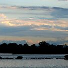 Dusk from Jabiru Island by Kathie Nichols
