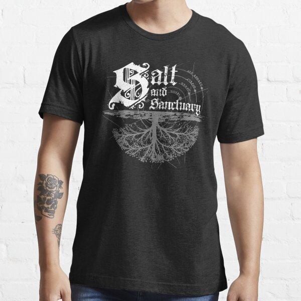 Salt and Sanctuary Design Essential T-Shirt