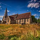 St Andrew and St Mary The Virgin Fletching by Dave Godden