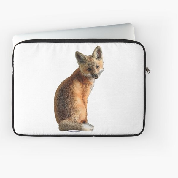Fox Kit Laptop Sleeve