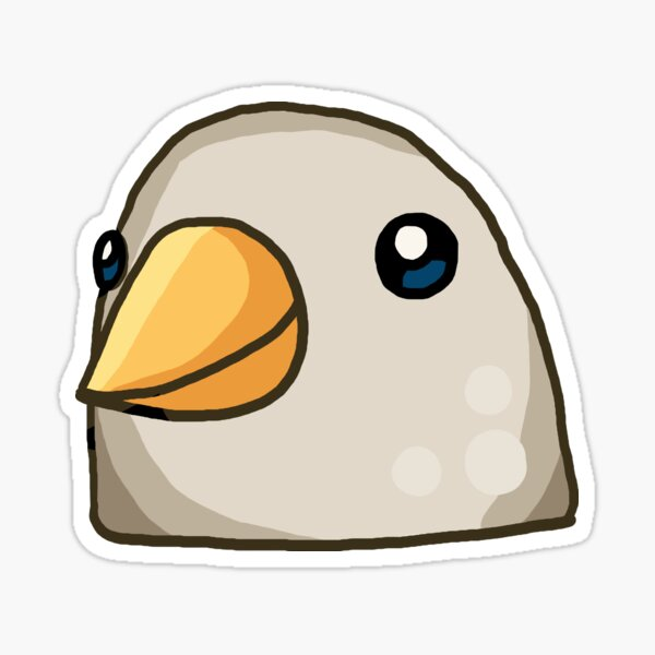Oiseau Emoji Whatsapp Sticker