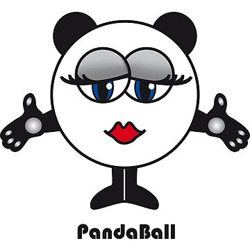 Panda Ball by brendonm