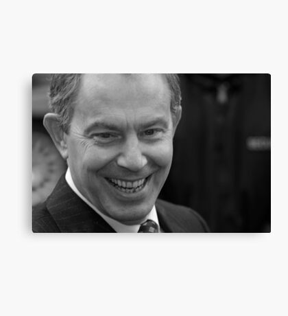 Yes Prime Minister... Canvas Print